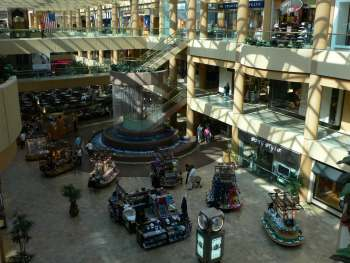 One of the Scotsdale Malls